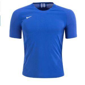 Nike Vaporknit Short Sleeve Jersey Blue L …